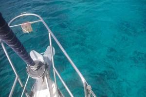 Les eaux translucides des Anses d'Arlet.